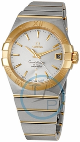 Omega 123.20.38.21.02.002 Constellation Mens Automatic Watch