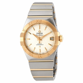 Omega 123.20.38.21.02.006 Constellation Mens Automatic Watch