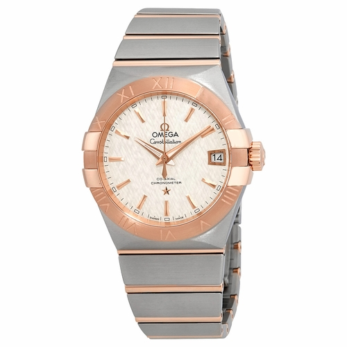 Omega 123.20.38.21.02.007 Constellation Mens Automatic Watch
