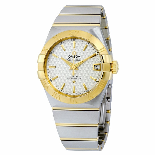Omega 123.20.38.21.02.009 Constellation Mens Automatic Watch