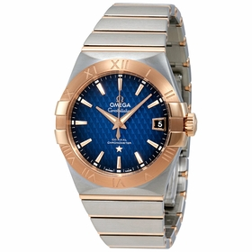 Omega 123.20.38.21.03.001 Constellation Mens Automatic Watch