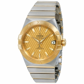 Omega 123.20.38.21.08.002 Constellation Mens Automatic Watch