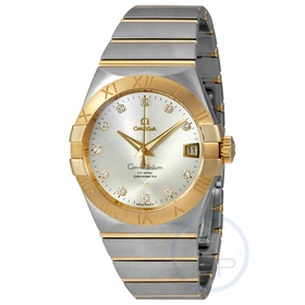 Omega 123.20.38.21.52.002 Constellation Mens Automatic Watch