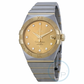 Omega 123.20.38.21.58.001 Constellation Mens Automatic Watch