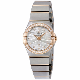 Omega 123.25.24.60.55.012 Constellation Ladies Quartz Watch