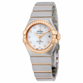 Omega 123.25.27.20.55.006 Constellation Ladies Automatic Watch