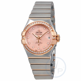 Omega 123.25.27.20.57.004 Constellation Ladies Automatic Watch