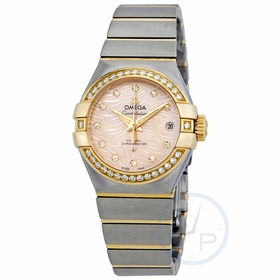 Omega 123.25.27.20.57.005 Constellation Ladies Automatic Watch