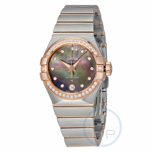 Omega 123.25.27.20.57.006 Constellation Ladies Automatic Watch