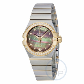 Omega 123.25.27.20.57.007 Constellation Ladies Automatic Watch