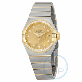Omega 123.25.27.20.58.001 Automatic Watch