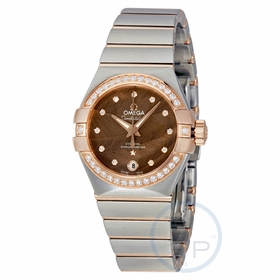 Omega 123.25.27.20.63.001 Constellation Ladies Automatic Watch