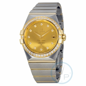 Omega 123.25.35.20.58.001 Constellation Mens Automatic Watch