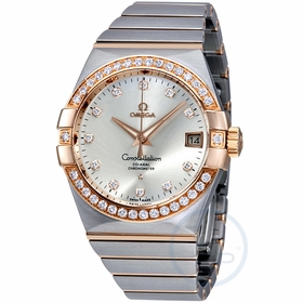 Omega 123.25.38.21.52.001 Constellation Mens Automatic Watch