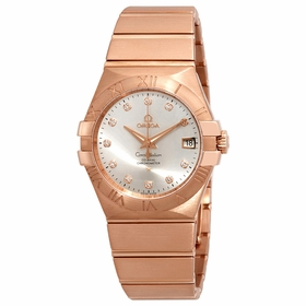 Omega 123.50.35.20.52.001 Constellation Ladies Automatic Watch