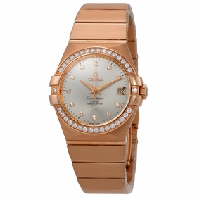 Omega 123.55.35.20.52.001 Constellation Unisex Automatic Watch