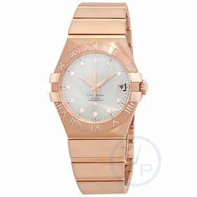 Omega 123.55.35.20.52.003 Constellation Ladies Automatic Watch