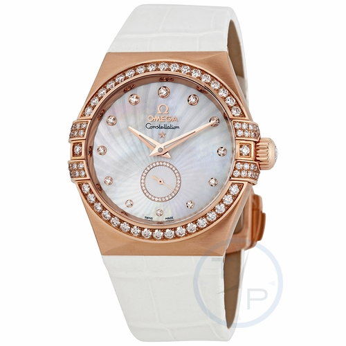 Omega 123.58.35.20.55.001 Constellation Ladies Automatic Watch