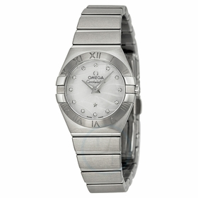 Omega 123.10.24.60.55.003 Constellation Ladies Quartz Watch