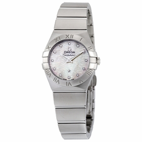 Omega 123.10.24.60.55.004 Constellation Ladies Quartz Watch