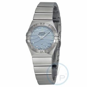 Omega 123.10.24.60.57.001 Constellation Ladies Quartz Watch
