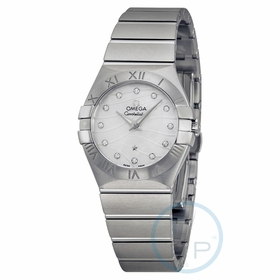 Omega 123.10.27.60.55.003 Constellation Ladies Quartz Watch