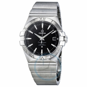 Omega 123.10.35.20.01.001 Constellation Chronometer Mens Automatic Watch