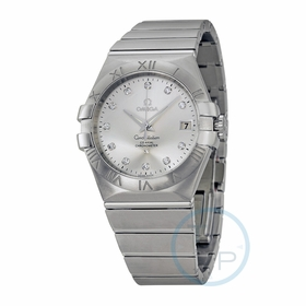 Omega 123.10.35.20.52.001 Constellation Chronometer Unisex Automatic Watch