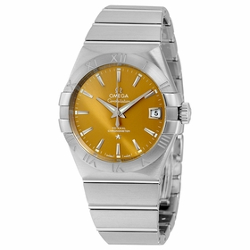 Omega 123.10.38.21.10.001 Constellation Co-Axial Mens Automatic Watch