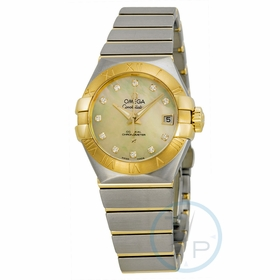 Omega 12320272057002 Constellation Ladies Automatic Watch