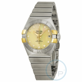 Omega 123.20.27.20.57.003 Constellation Ladies Automatic Watch