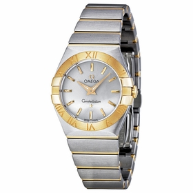 Omega 12320276002002 Constellation Ladies Quartz Watch