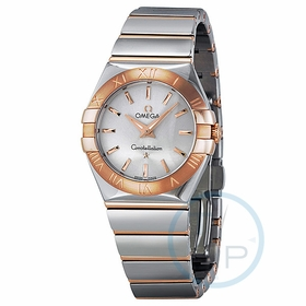 Omega 123.20.27.60.02.003 Constellation Ladies Quartz Watch