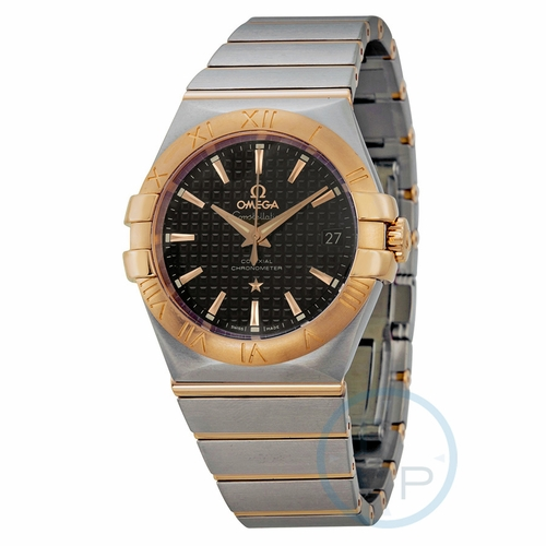 Omega 123.20.35.20.01.001 Automatic Watch