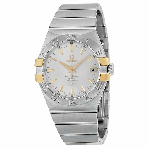 Omega 123.20.35.20.02.004 Constellation Mens Automatic Watch