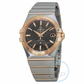 Omega 123.20.35.20.06.002 Constellation Mens Automatic Watch