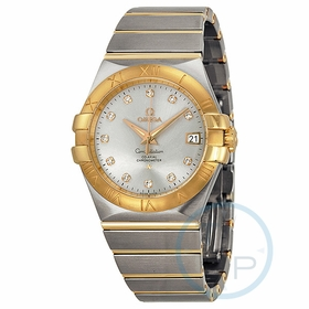 Omega 12320352052002 Constellation Chronometer 35 mm Unisex Automatic Watch