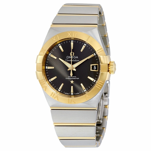 Omega 123.20.38.21.06.001 Constellation Co-Axial Mens Automatic Watch