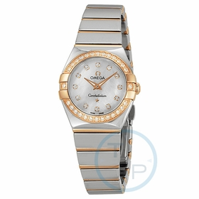 Omega 123.25.24.60.55.005 Constellation Ladies Quartz Watch