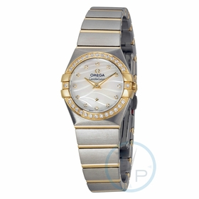 Omega 123.25.24.60.55.011 Constellation Ladies Quartz Watch