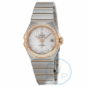 Omega 12325272055001 Constellation Ladies Automatic Watch