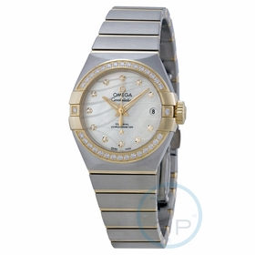 Omega 123.25.27.20.55.004 Constellation Ladies Automatic Watch