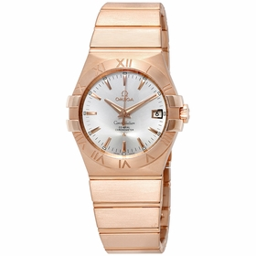 Omega 123.50.35.20.02.001 Constellation Ladies Automatic Watch