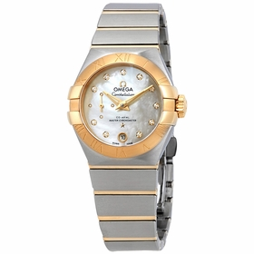 Omega 127.20.27.20.55.002 Constellation Ladies Automatic Watch
