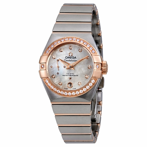Omega 127.25.27.20.55.001 Constellation Ladies Automatic Watch