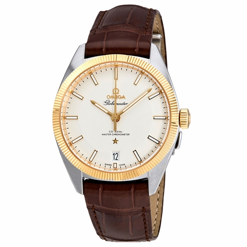 Omega 130.23.39.21.02.001 Globemaster Mens Automatic Watch