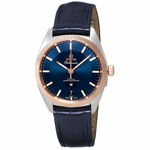Omega 130.23.39.21.03.001 Globemaster Mens Automatic Watch