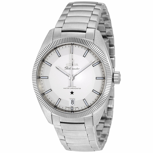 Omega 130.30.39.21.02.001 Globemaster Mens Automatic Watch