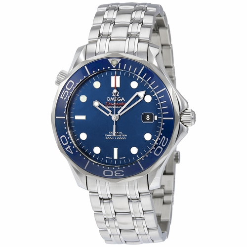Omega 212.30.41.20.03.001 Seamaster Mens Automatic Watch