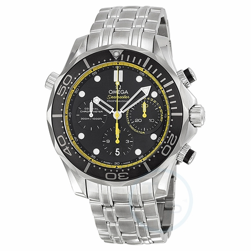 Omega 212.30.44.50.01.002 Seamaster Diver 300 Co-Axial Chronograph Mens Chronograph Automatic Watch